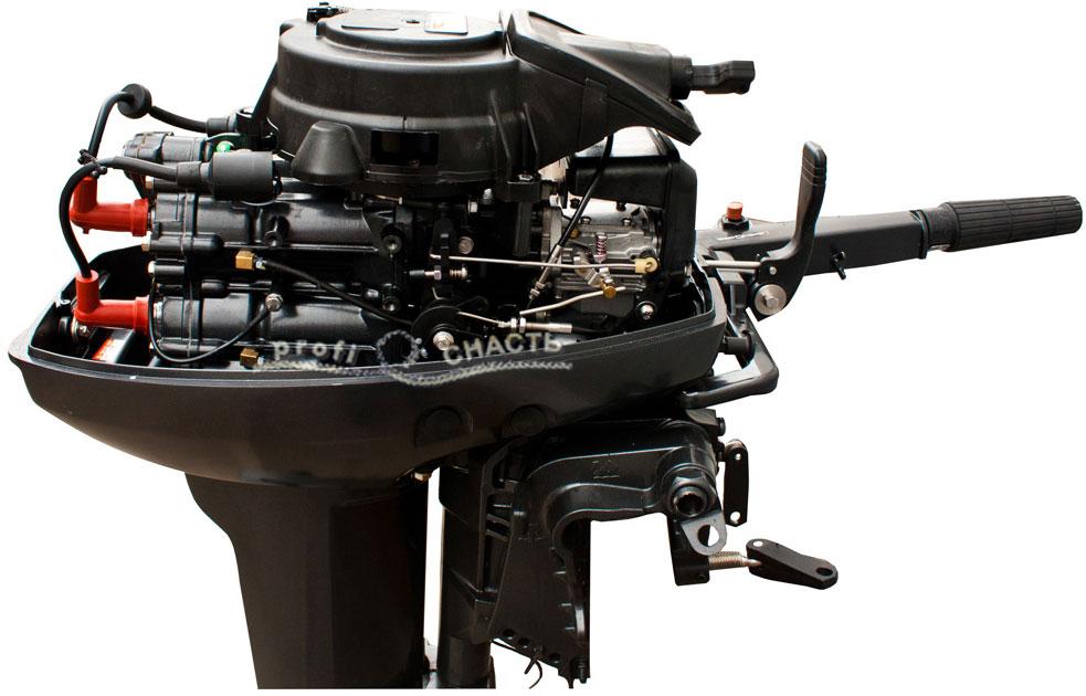 можно ли разное масло в лодочный мотор