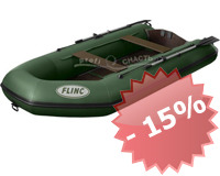 Надувная лодка ПВХ Flinc 320 KL
