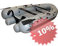 Надувная лодка Фрегат М 330 FM Light