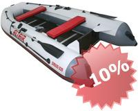 Надувная лодка Альтаир Сириус 335 Stringer