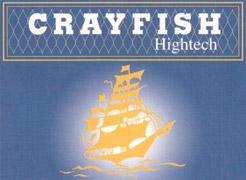 Сетеполотна леска Crayfish