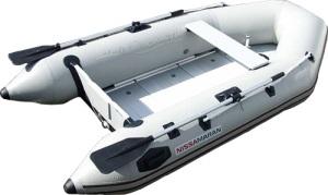 лодка надувная пвх nissamaran 230