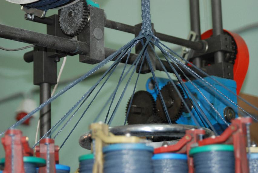 Плетение шнуров станок