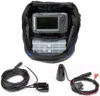 Эхолот Lowrance Hook2-4x Bullet GPS All Season Pack