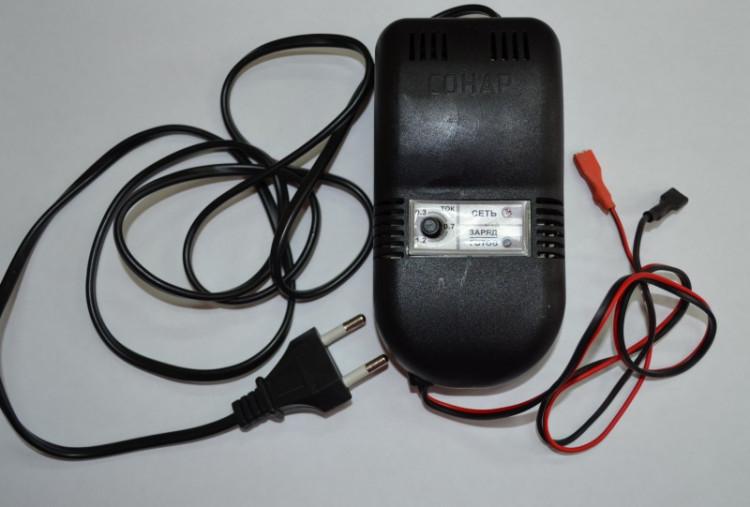 зарядка для аккумулятора эхолота форум